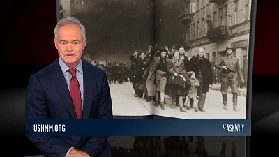 CBS Cares - Scott Pelley on Holocaust Remembrance