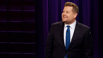 The Late Late Show with James Corden - Donald Trump Fed 'Hamberders' to the Clemson Tigers