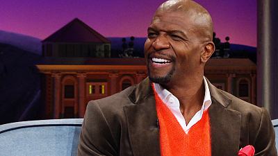 The Late Late Show with James Corden - Terry Crews Hasn't Aged In 10 Years