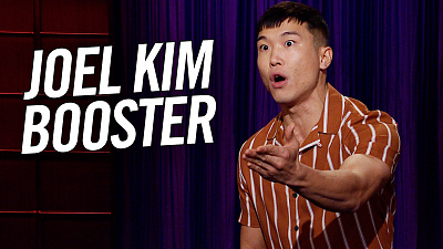 The Late Late Show with James Corden - Joel Kim Booster Stand-Up