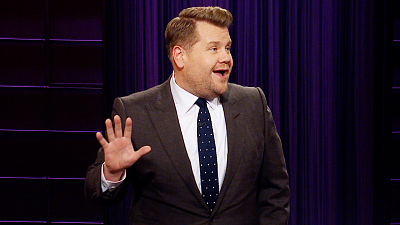 The Late Late Show with James Corden - Michael Cohen Created 'Women For Cohen' Twitter