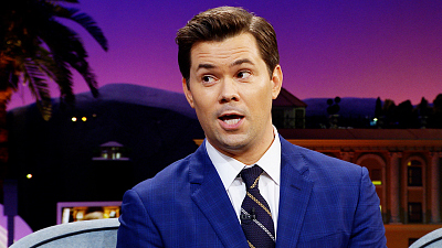 The Late Late Show with James Corden - Andrew Rannells: Theater Kids of BroadwayCon