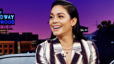 The Late Late Show with James Corden - Vanessa Hudgens' Fans Have Intense Parents