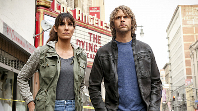 NCIS: Los Angeles - Smokescreen, Part II