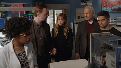 NCIS - Once Upon A Tim