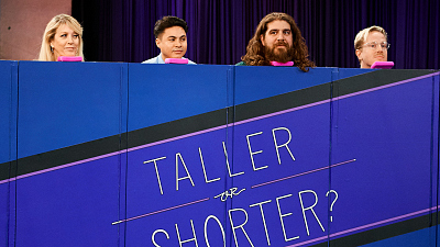 The Late Late Show with James Corden - Taller or Shorter w/ Kate Walsh & Stephen Merchant