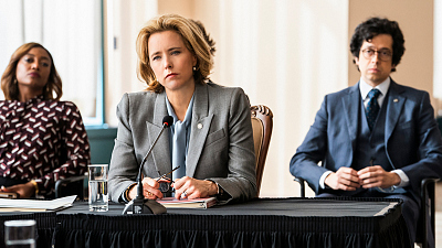 Madam Secretary - Between the Seats
