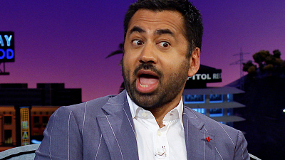 The Late Late Show with James Corden - Kal Penn Once Had to Stop Working to Get Paid