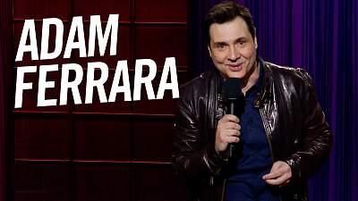 The Late Late Show with James Corden - Adam Ferrara Stand-up