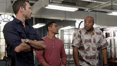 Hawaii Five-0 - Pupuhi ka he'e o kai uli