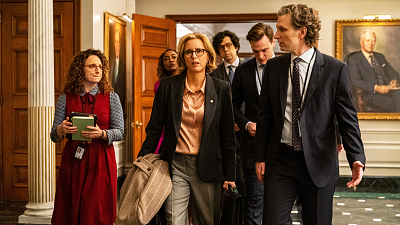 Madam Secretary - The New Normal