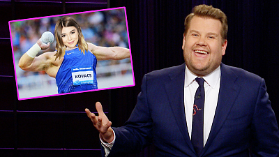 The Late Late Show with James Corden - Photoshop Your Way to the Ivy League
