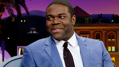 The Late Late Show with James Corden - Sam Richardson Was the Gwen Stefani of His Cover Band
