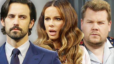 The Late Late Show with James Corden - Bruno Mars Soap Opera w/ Kate Beckinsale & Milo Ventimiglia