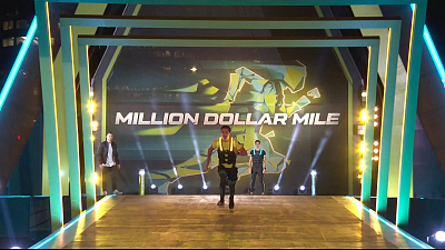Million Dollar Mile - Interviews with Host Tim Tebow, the Commentators and the Defenders