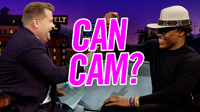 The Late Late Show with James Corden - Can Cam Newton Really Do It All?