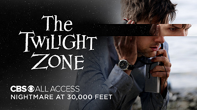 The Twilight Zone - The Twilight Zone: Nightmare at 30,000 Feet - Official Trailer | CBS All Access