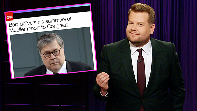 The Late Late Show with James Corden - Soooo, Trump Was Right About No Collusion