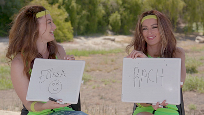 The Amazing Race - Big Brother Alumni Test How Much They Know About Their Partners On The Amazing Race