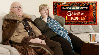 The Late Late Show with James Corden - James Corden's Parents Are 'Game of Thrones' First Timers