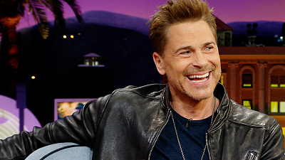 The Late Late Show with James Corden - Rob Lowe Passed Up a Huge 'Grey's Anatomy' Check