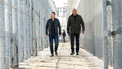 NCIS: Los Angeles - The One That Got Away'