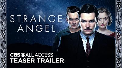 Image result for Strange Angel