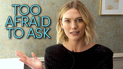 The Late Late Show with James Corden - Karlie Kloss Answers Questions f/ Reddit's 'Too Afraid To Ask'