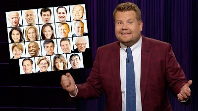 The Late Late Show with James Corden - Mr. Mar-a-Lago Wants Congress to End Vacation