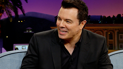 The Late Late Show with James Corden - Seth MacFarlane's Middle Name Has an Interesting Origin