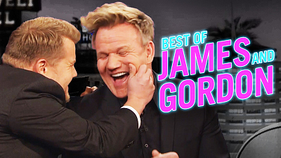The Late Late Show with James Corden - Best of Gordon Ramsay & James Corden