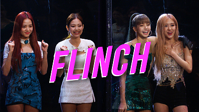 The Late Late Show with James Corden - Flinch w/ Blackpink