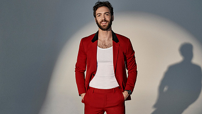 Watch Magazine - Ethan Peck's Stylish Looks