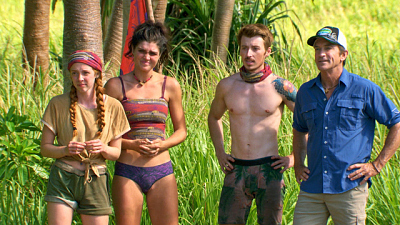 Survivor: Edge of Extinction -  Idol or Bust'