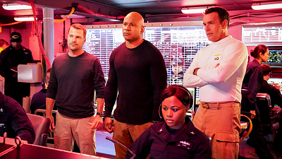 NCIS: Los Angeles - False Flag