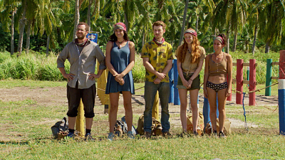 Survivor: Edge of Extinction -  I See The Million Dollars'