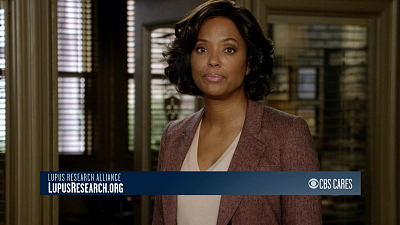 CBS Cares - Aisha Tyler on Lupus