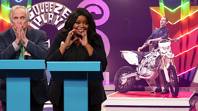 The Late Late Show with James Corden - Octavia Spencer & Henry Winkler: COME ON DOWN!