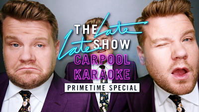 The Late Late Show with James Corden - James Corden Is In Primetime TONIGHT - Cold Open Lizzo Parody