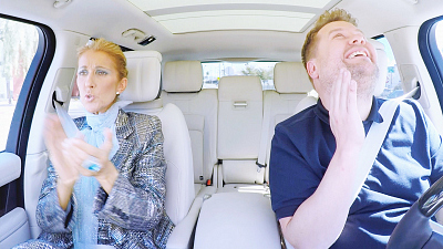 The Late Late Show with James Corden - Céline Dion Carpool Karaoke - BONUS CLIP