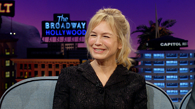 The Late Late Show with James Corden - Renee Zellweger Recalls Tami Bimbo from 'Reality Bites'