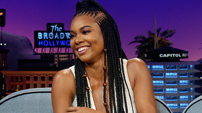 The Late Late Show with James Corden - Gabrielle Union Is Teaching Dwyane Wade Basic Life Skills
