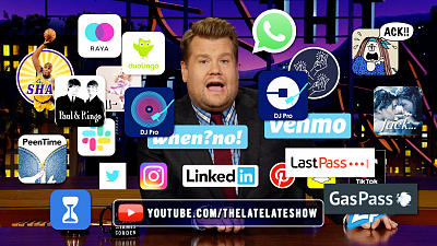 The Late Late Show with James Corden - Like Us On