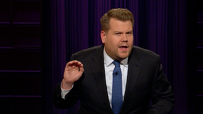 The Late Late Show with James Corden - How Many Men Use Hair Dryers On Their Under Carriage?
