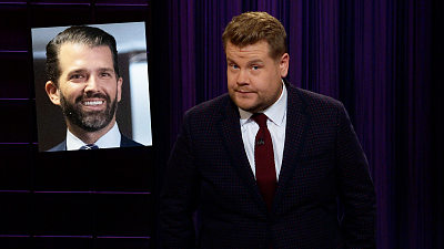 The Late Late Show with James Corden - Donald Trump Jr. Spent the Day with Congress