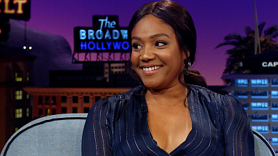 The Late Late Show with James Corden - Tiffany Haddish Brought Chicken to the Met Gala