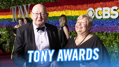 The Late Late Show with James Corden - James Corden's Parents Conquer the 2019 Tony Awards