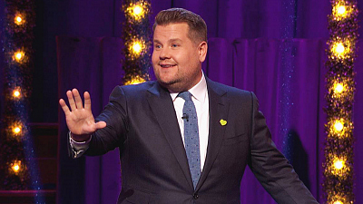 The Late Late Show with James Corden - James Corden Is Happy to be In London - #LateLateLondon