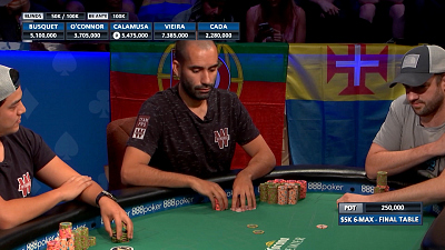 World Series of Poker - $5,000 No Limit Hold'em 6-Handed