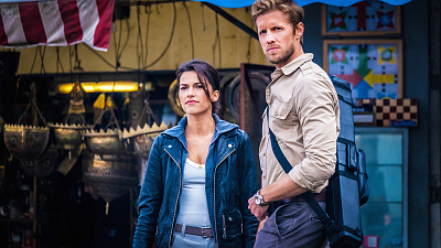 Blood & Treasure (Official Site) Watch on CBS All Access